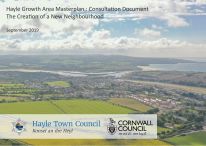 Hayle Growth Area Masterplan : Consultation Document The Creation of a New Neighbourhood September 2019