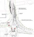 Marsh Lane Improvements (detail)