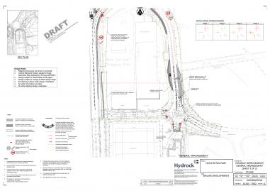 Marsh Lane Improvements